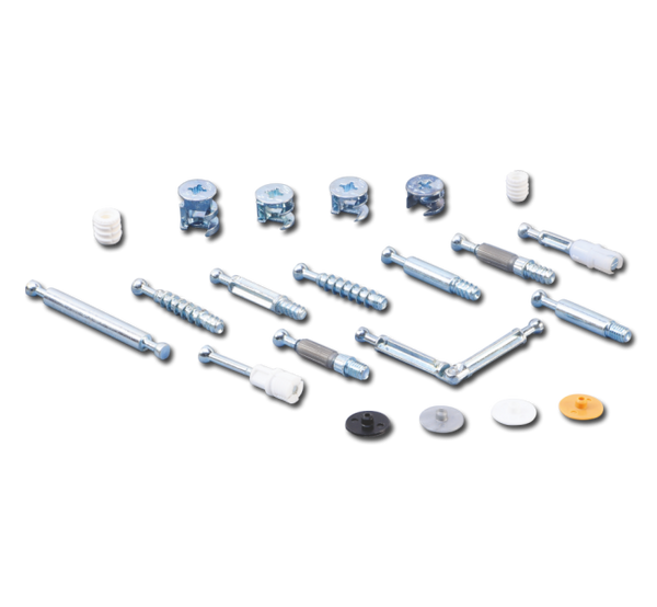 Ebco Joinery Fittings (Mini Fix) M6 Dowel - 10mm MFD610 Set of 2500pcs