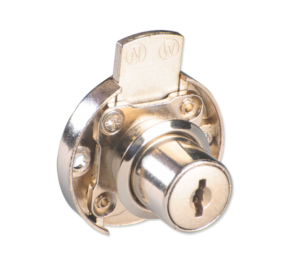 Ebco Multi Purpose Lock - Round Cranked MPL1C-22