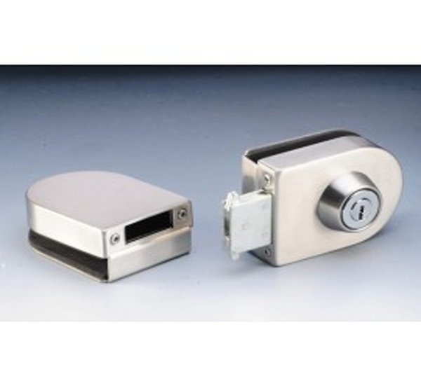 EBCO Openable Glass Door Lock-Glass to Glass