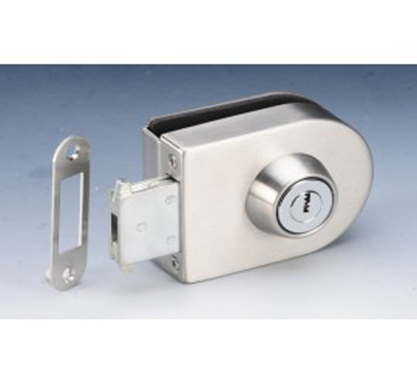 EBCO Openable Glass Door Lock-Glass to Wood