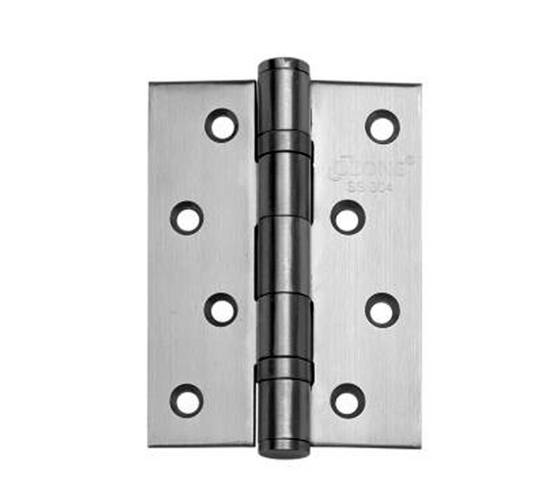 Ozone SS Butt Hinges OZ-BH-2BB 4x3x2.5MM-SSS