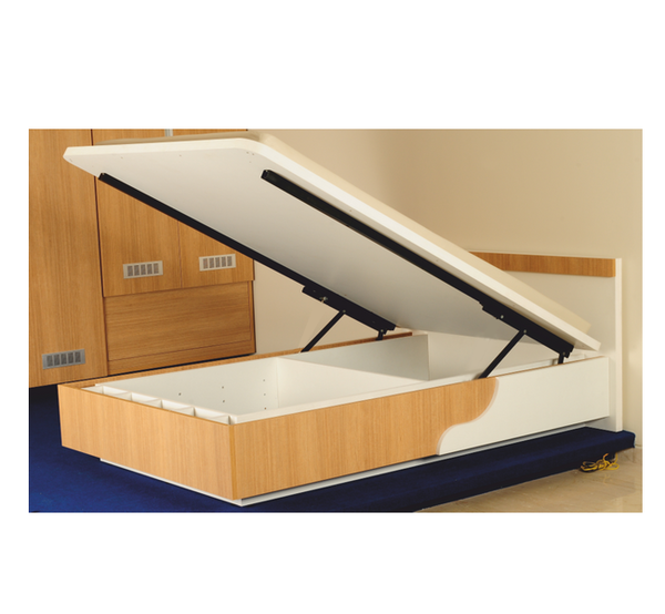 Ebco Pro-Lift Bed Fittings (w/o Gas Lifts) PLBF