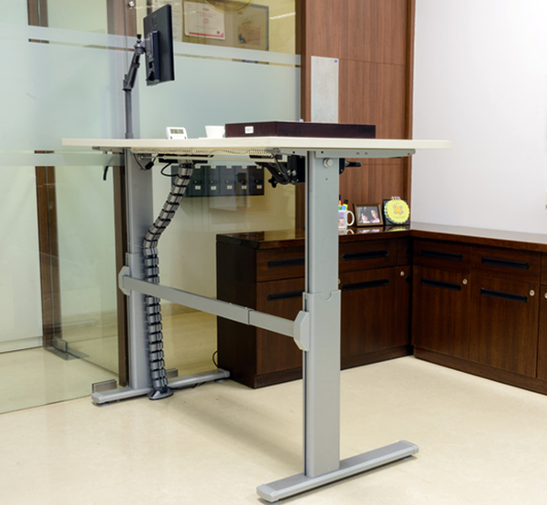 Ebco Smart Lift Table Legs-Electric SLTL1-E