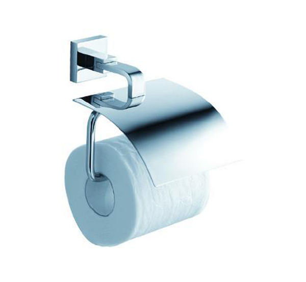 Krome 701 Series Toilet Paper Holder With Cover YT- 7011026
