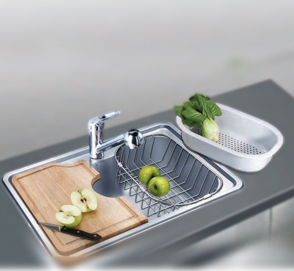 Franke ARMADA-European Satin Finish Sink AAX610-85