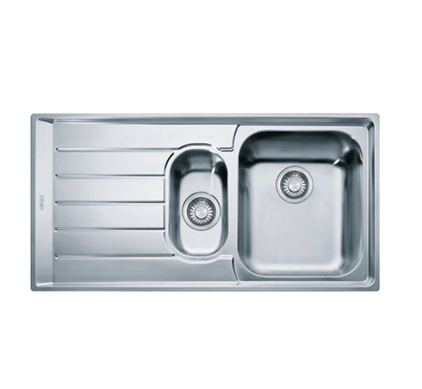 Franke NEPTUNE-Microdecor Finish Sink NET 651