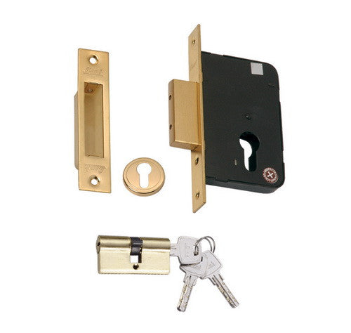 Link Locks Mortise Dead Lock With 62 mm Cylinder 5240