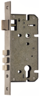 Longo Mortise Lock Body with 3 Bolt