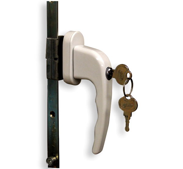 Ebco Mortize Window Handle With Lock