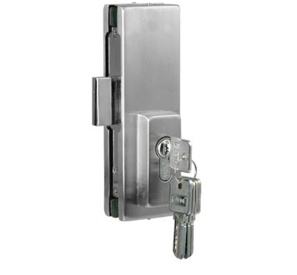 Ozone Corner Patch Lock with Strike Plate  OPL-2A