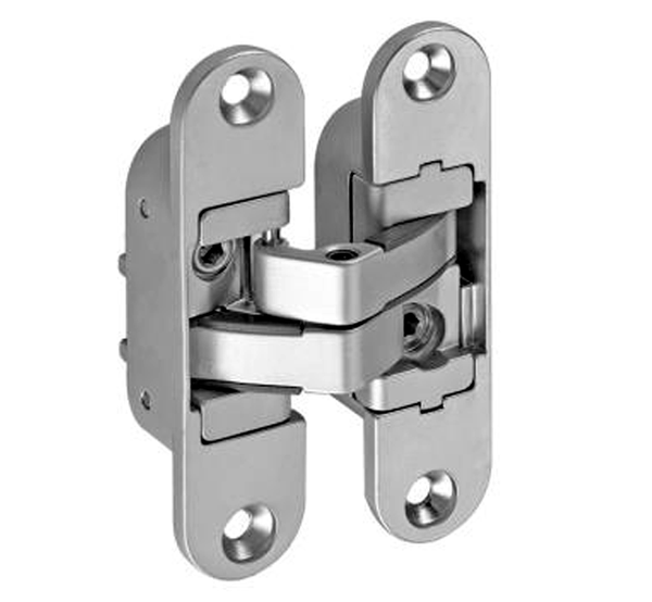 Ozone Triple Adjustable Wooden Door Hinge OZ-WD-ACH 40-Left/Right
