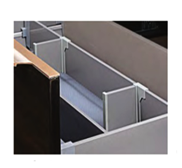 Ebco Drawer Partition Bracket PM DPB