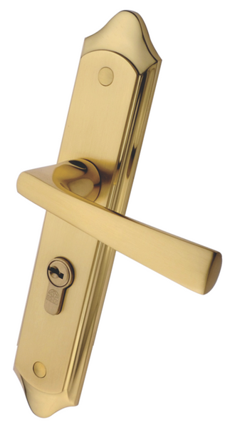 "Bonus Topaz 10"" Mortise Handle Complete Set"