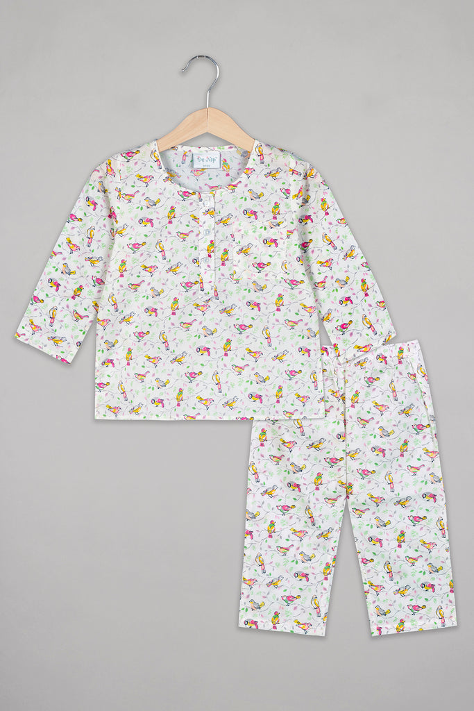 Pretty Sparrows Kurta Pyjama