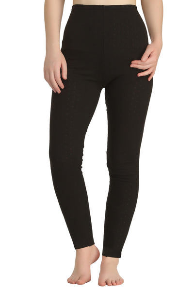 Thermal Long Pant Black