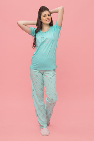 Oops!! I am In Love With You!! Pyjama Set