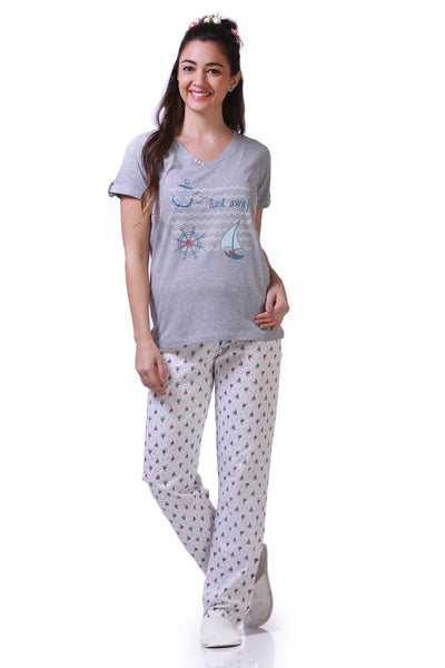 Sail Away! Pyjama Set