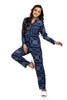 Midnight Blue Pyjama Set