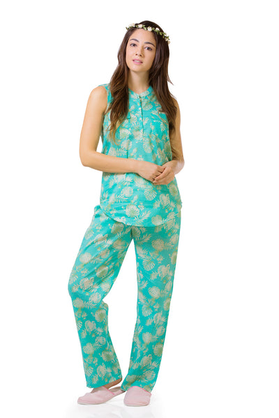 Summer Breeze Pyjama Set