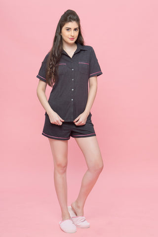 Anthra Shorts Set