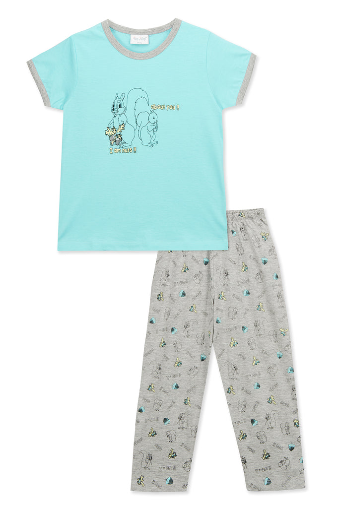 I Am Nuts About You Pyjama Set