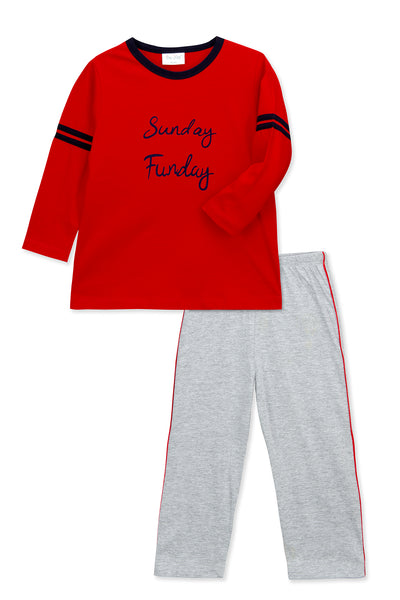 Sunday Funday Pyjama Set