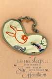 Funny Bunny Eye Mask