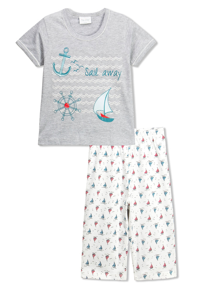 Sail Away Capri Set