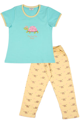 Too Cool For Sleep Fairy Capri Set