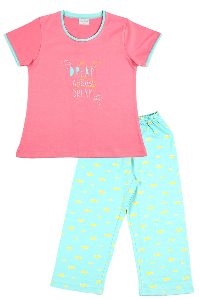 Dream A Little Dream Capri Set