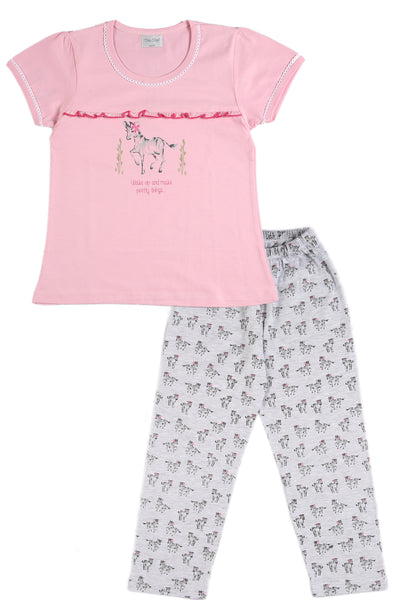 Wake Up And Make Pretty Things Pyjama Set