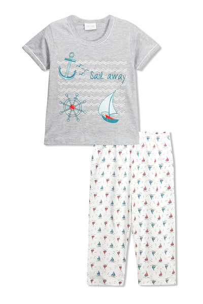 Sail Away Pyjama Set