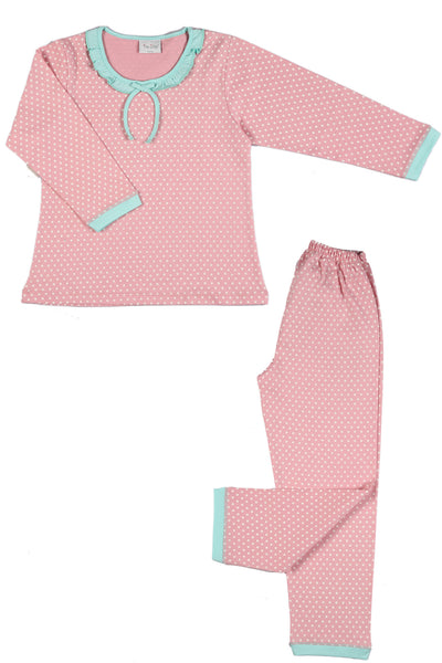 Matilda Dotted Pyjama Set