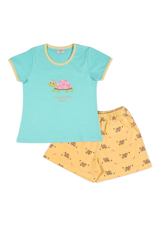 Too Cool For Sleep Short Set