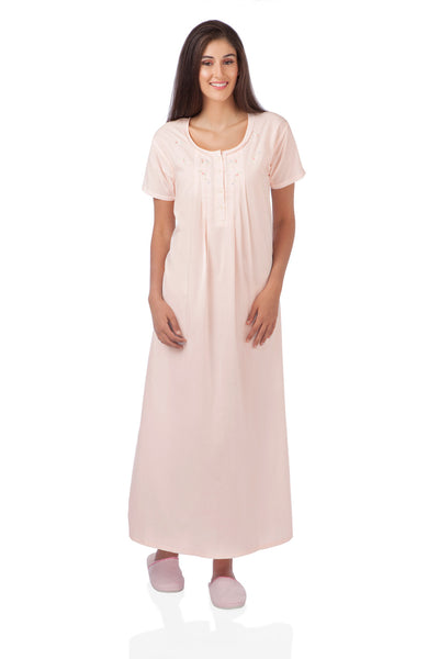 Pretty Peach Nightdress
