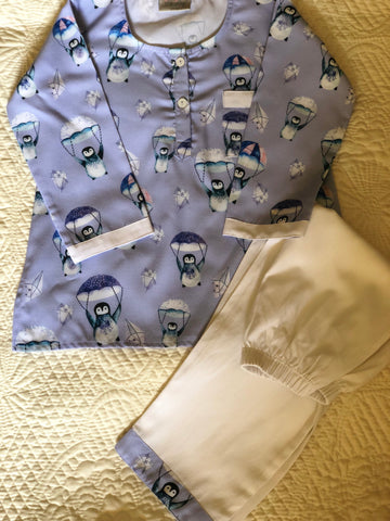 Penguins Pyjama Set