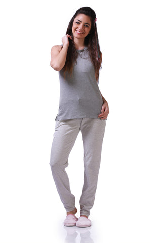 Grey Lounge Joggers