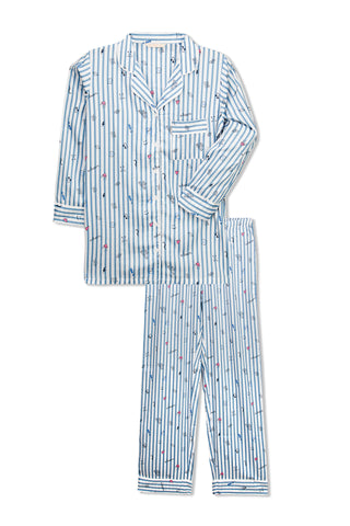 Swanky Stripes Pyjama Set