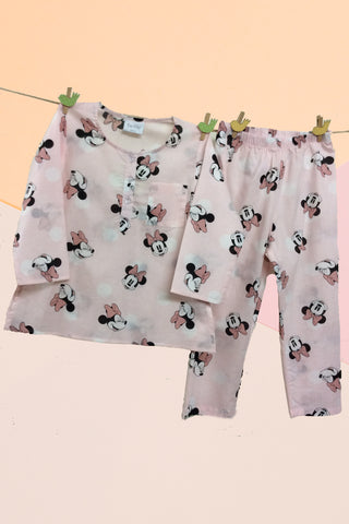 I'll Be Your Minnie PJ Set