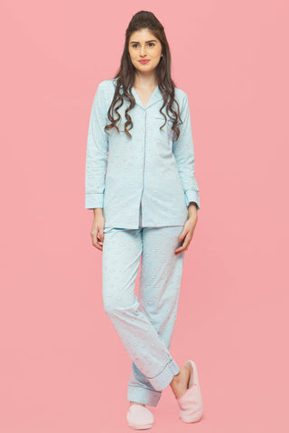 Clouds Pyjama Set