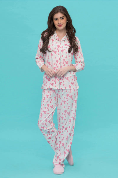 Heartilicious Pyjama Set