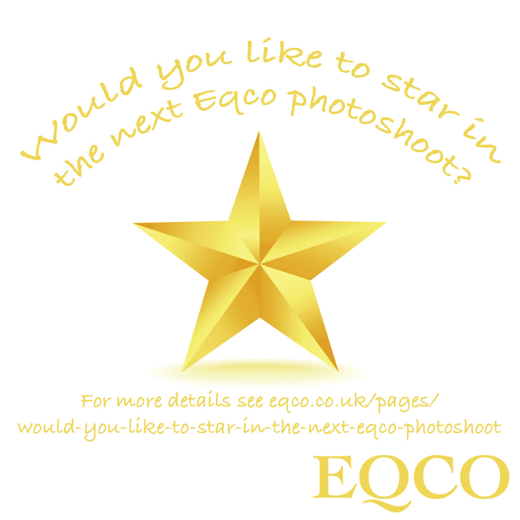 Would You Like To Star In The Next Eqco Photoshoot?