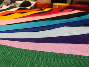 Quarter Sheet and Rug Binding Colours