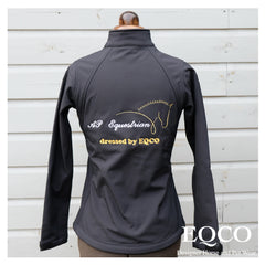 Eqco Embroidered Softshell Jacket