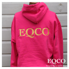 Eqco Embroidered Hoodie