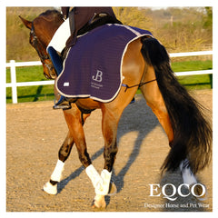 Eqco Embroidered Doesitall Quarter Sheet Jack Boarder