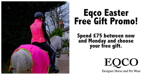 Eqco Easter Free Gift Promotion