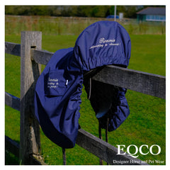 Eqco Buckinghell Saddle Cover Embroidery Promotion Ts and Cs