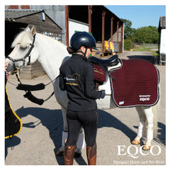 Eqco Doesitall Quarter Sheet Stirrup Bags Softshell Jacket