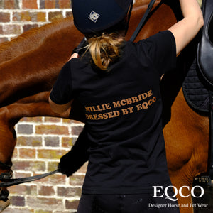 Eqco Personalised Short Sleeved T-Shirts